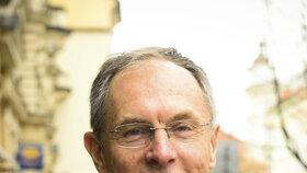 Ekonom a někdejší prezidentský kandidát Jan Švejnar