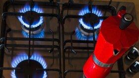 Spotřeba plynu v květnu meziročně stoupla o více než 60 procent.
