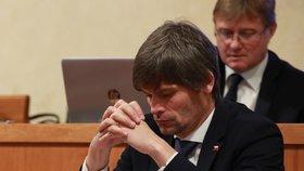 Senátor Marek Hilšer (12. 12. 2018)