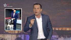 Generální ředitel TV Barrandov v pořadu Týden podle Jaromíra Soukupa přišel s nadávkami na adresu ČT (10. 12. 2018)