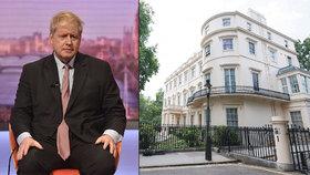 Luxusní sídlo britských ministrů zahraničí.
