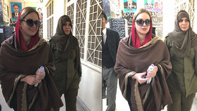 Tereza H. držená v Pákistánu.