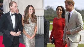 Vztahy mezi princi na bodě mrazu kvůli společným Vánocům: William zval Harryho s Meghan, dostal rázné NE