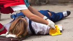 Místo peněz za pracovní úraz dostala zraněná zaměstnankyně výpověď (ilustrační foto)