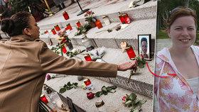 Němci uctili památku obětí masakru na vánočních trzích v Berlíně. Připomněli si i Češku Naďu Čižmárovou.