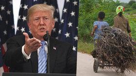 Americké úřady se budou snažit usnadnit dodávky humanitární pomoci do Severní Koreje. Mohly by přehodnotit i zákaz cestování do KLDR, který v současnosti platí pro většinu amerických občanů.