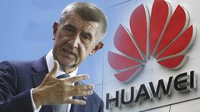 Předseda vlády Andrej Babiš (ANO) chce situaci kolem značek Huawei a ZTE řešit s Bezpečnostní radou státu