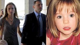 Rodiče ztracené Maddie tráví už 12. Vánoce bez dcery