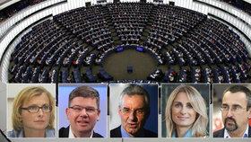 """Plat 160 tisíc čistého i """"vylepšený"""" důchod. Kdo chce být europoslancem?"""