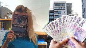 Rebeka si přeje zůstat v anonymitě, ale přiblížila práci bankovního úředníka