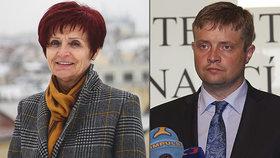 Richterová nahradila v čele Finanční správy kritizovaného Janečka