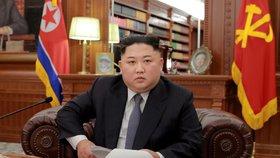 Kim Čong-un a jeho novoroční projev (1. 1. 2019)