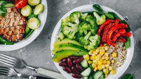 Základem zdravého jídelníčku je zelenina a luštěniny.