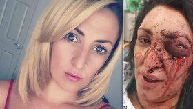 Brutální útok na mladou matku kvůli chipsům