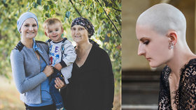 Šárka prodělala rakovinu, její matka má nádor prsu