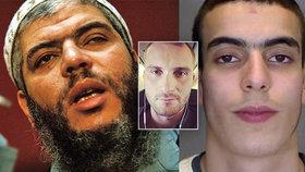 V případě ubodaného vyhazovače byl zadržen syn nechvalně proslulého imáma.