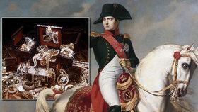Ruský historik tvrdí, že ví, kde se opravdu nachází bájný Napoleonův poklad.