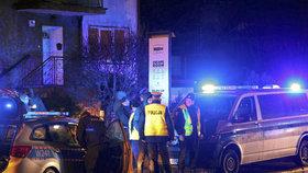 Požár na únikové hře zabil pět mladých dívek