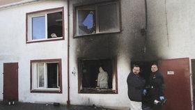 Pět dívek se udusilo při požáru na únikové hře