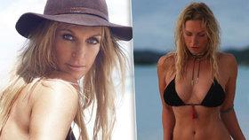 Slavnou modelku (†46) našli mrtvou v jejím bytě: Předtím na Instagramu sdílela podivné zprávy
