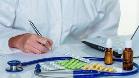Chod praktických ordinací se po pandemii změní (ilustrační foto)