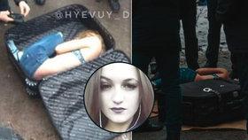 Darja o sobě dala naposledy vědět 3. ledna. Její tělo našli v popelnici.