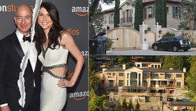 Nejdražší rozvod světa? Šéf Amazonu, který opustil manželku, má miliardový majetek!