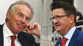 Asistent Tonyho Blaira měl znásilnit ženu