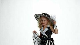 Dětská miss JonBenét Ramsey byla zavražděna v šesti letech.