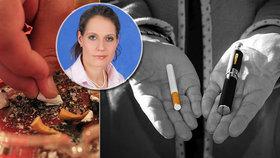 Skoncujte s cigaretou, i tou elektronickou, radí expertka