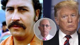 Kšeftoval Trump s narkomafií?