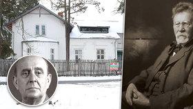 Zamiloval se v ní Masaryk: Vila architekta Fanty je na prodej!