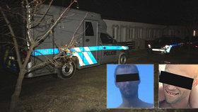 Muži údajně zadržení kvůli vraždě čerpadlářky v Nelahozevsi