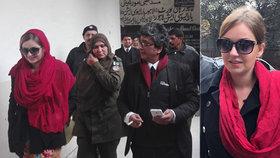 """Terezu v Pákistánu doprovází ozbrojená eskorta: Chrání ji před """"milencem""""!"""