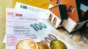 Daň z nabytí nemovitosti (ilustrační foto)