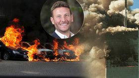 """Američan Jason Splinder (†40) přežil útok na """"Dvojčata"""", útok v Nairobi se mu ale stal osudným"""