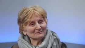 Lékařka Zdena Kmuníčková, která s Janem Palachem strávila jeho poslední chvíle