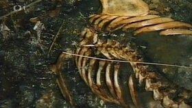 Z Roubalových obětí zbyly jen kosti