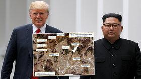 Přeruší odhalení Kimova jaderného střediska jednání o druhém summitu s Trumpem?