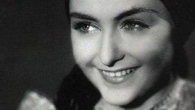 Hana Vítová, film Cestou křížovou (1938)