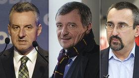 Politické strany začínají zveřejňovat jména kandidátů do Evropského parlamentu, na pozicích lídrů najdeme známé tváře i kontroverzní jména