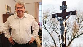 Předseda KSČM Vojtěch Filip bojuje za dodatečné zdanění církevních restitucí - církevní představitelé to kritizují.
