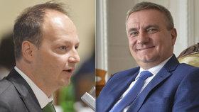 Senátor Láska podal trestní oznámení na Mynáře, nelíbí se mu kancléřovo zasahování do justice.