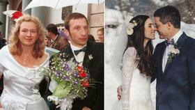 Svatby slavné rodiny Klausů.