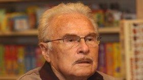 Zemřel herec Luděk Munzar. Bylo mu 85 let.