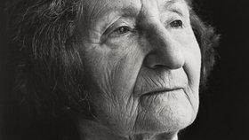 Rachel Oschitzkiová přežila koncentrační tábor