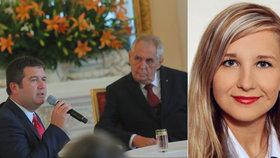 ČSSD zve na sjezd do Hradce i prezidenta Zemana. A představila eurokandidátku, kde nechybí ani tři ženy včetně mladé sociální demokratky Vašátkové