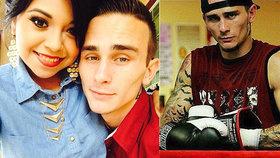 Nadějný boxer (†24) se měl za tři týdny ženit. Zastřelil ho 12letý kamarád jeho nevlastního syna.