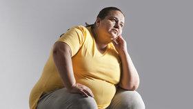 V Česku je polovina lidí nad normální hodnotou BMI (ilustrační foto.)