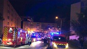 V korsickém městě Bastia došlo ke střelbě: Na místě jsou mrtví a zranění.